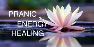 Titolo immagine Pranic Energy healing
