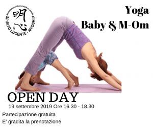 Yoga baby e mamme